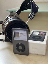 Apple iPod classic 7. Generation Schwarz (160GB) (aktuellstes Modell)