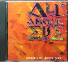 All About Eve Bbc Radio One Live In Concert Cd U.K. Import Julianne Reagan