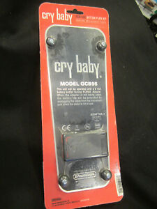 Dunlop Crybaby Backplate