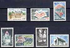 France 1963 Yvert n° 1390 à 1394A neuf ** 1er choix