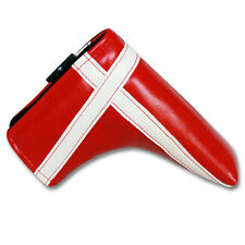 Blade Putter Cover Golf Headcover for Odyssey Scotty Cameron Taylormade New