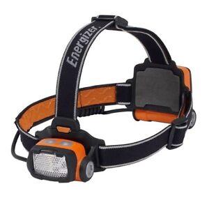 ENERGIZER Hard Case Pro Atex Headlight White LED (4 Modes) w/ Black Strap