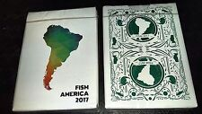 Fism 2017 Limited Edition Deck Playing Cards Official Deck Just Released Limited