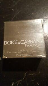 Parfum eau de toilette 75ml dolce Gabbana The One neuf