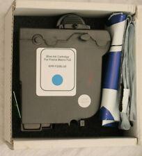F22 Frama Matrix Blue Ink 1019136 - New Opened Box