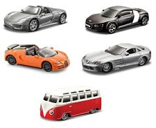 Burago 1:64 Diecast Toy Car Many Models