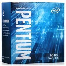 Intel Pentium Processor G4400 (3M Cache, 3.30 GHz) DDR4