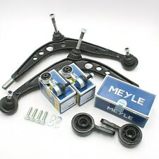 BMW E30 Rag / Meyle Wishbone Set Front Axle 6 Piece