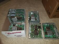 Microsoft Xbox 360 Motherboard Lot of 7 - Tested and Working -with Metal Chassis