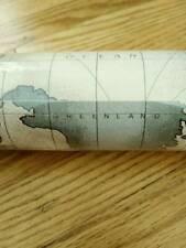Maps Wallpaper Rolls Sheets For Sale In Stock Ebay