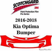 3M Scotchgard Paint Protection Film Pro Series Fits 2016 2017 2018 Kia Optima
