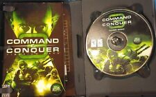 Command & Conquer 3: Tiberium Wars (PC)(GAME DISC ONLY)(WITH BOX AND MANUAL)