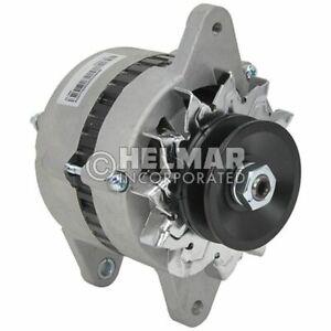 Fits Hyster Forklift Alternator 323813-NEW 12 Volt 35 Amp Fits Isuzu C240 Engine