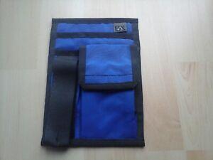 original PAX bags Holster universal in blau - absolut NEU und UNBENUTZT