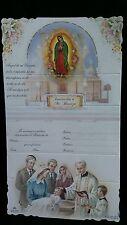 100Invitaciones de,A Mi Bautizo (Spanish Baptism  Christening invitations)virgen