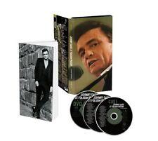 At Folsom Prison - Johnny Cash (2008, CD NEU)3 DISC SET