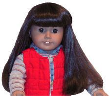 RETIRED! AMERICAN GIRL TODAY DOLL # 2!  MEDIUM SKIN~DARK BROWN HAIR~URBAN OUTFIT