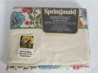 Vintage Springmaid Metropolitain Museum of Art Adaptations Twin Flat Sheet