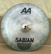 "Sabian AA 16"" thin crash drum cymbal - d170"