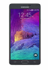 NEW Samsung Galaxy Note 4 SM-N910V Verizon UNLOCKED 4G 32GB Phone Black