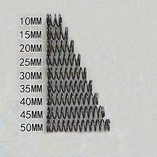5Pcs  2mm Wire Diameter Pressure Compression Spring 12/14/16/18 OD 15-50mm