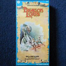 1985 sea dragon lords grenadier models 2513 donjons & dragons ad&d Neltharion fantasy