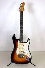 1984-1987 Fender STRATOCASTER 6-String RH Electric Guitar - Sunburst - Japan