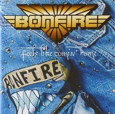 CD - Bonfire - Feels Like Comin' Home - #A1337