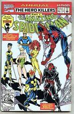 Amazing Spider-Man Annual #26-1992 vf- Spiderman Bagley