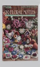 99 Floral Motifs to Crochet From Leisure Arts Leaflet 3000