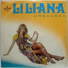 """Liliana Urbanska with Krzysztof Sadowski Organ Group - Vinyl 12"""" LP Near Mint"""