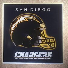 SAN DIEGO Chargers NFL Ceramic Tile Coaster