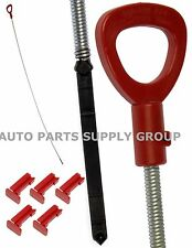 TRANSMISSION FLUID LEVEL DIPSTICK + PIN x 5 automatic oil auto trans tool Benz