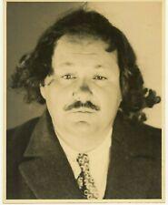 Vintage 8 x 10 Foto George Whiting Hollister 1900- 1982 Heinz Foto New York