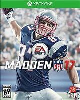 Madden NFL 17 -  Standard Edition - Xbox One by Electronic Arts