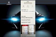 Original PEUGEOT,Citroen, DS Lackstift Set 2x 9 ml Ardent Rot - KJF - 1648386980