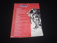 Vintage Original Super Bmx & Freestylin! January 1988 Magazine Vol. 15 No. 1