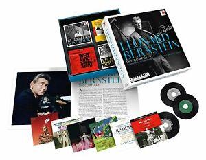 Leonard Bernstein - The Composer (2017)  25CD Box Set  NEW/SEALED  SPEEDYPOST