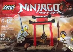 LEGO Ninjago WU-CRU Target Training Promo Polybag 30530 Set (Bagged)