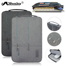 Laptop Notebook Sleeve Case Carry Pouch Bag For Macbook Air Pro Retina 11/13/15""