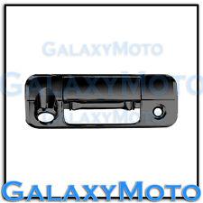 07-13 TOYOTA TUNDRA CREW MAX Triple Black Chrome Tailgate Handle+Camera Cover