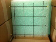 "20"" x 20"" Spray Booth Filter Holder Grid Grate Metal Rubber Tip (10)"