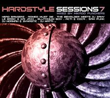 CD Hardstyle Session Volume 7 di Various Artists 2CDs