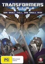 Transformers: Prime (Season 1, Volume 5) - One Shall Fall NEW R4 DVD