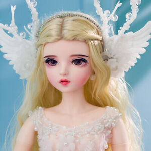 Best Valentine's Day Gift 1/3 BJD Doll 60cm Gift for Girls with Clothes Full Set