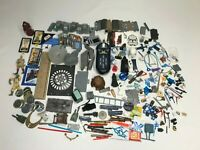 """Huge Star Wars 3.75"""" Custom Builder Lot of Parts and Pieces 1997-2010 Hasbro"""