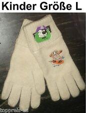 Gants BOBBL ANIMAL LAINE D'agneau Thinsulate enfants L de chaud