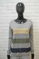 Maglione LIU JO Donna Taglia XL Pullover Cardigan Sweater Woman Cashmere Felpa