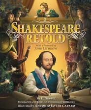 Shakespeare Retold by E. Nesbit Hardcover Book (English)
