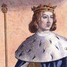 Charles V Valois Roi de France Dauphin de Viennois Librairie Royale